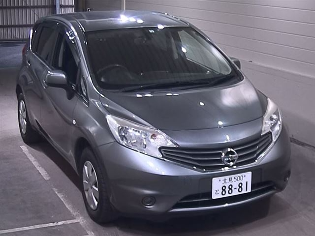 NISSAN NOTE 2014 ref: CCC7022011 (001)