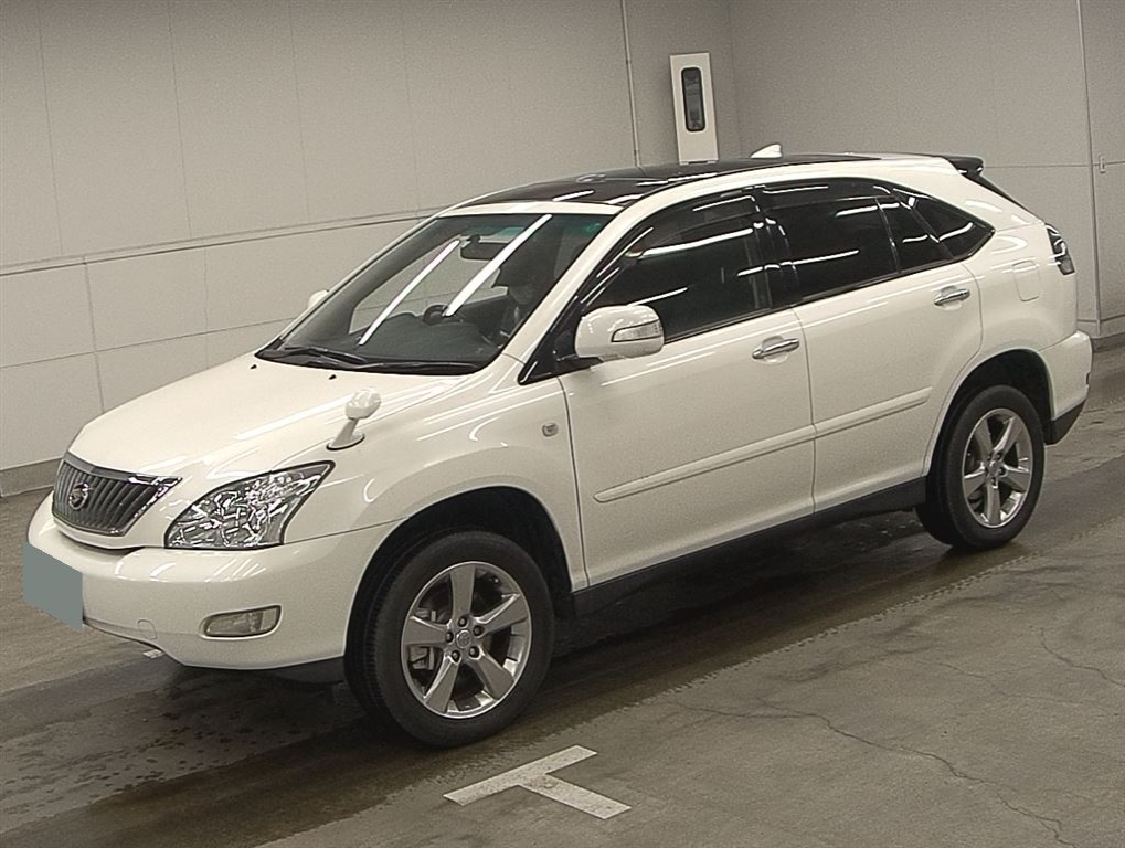 TOYOTA HARRIER 2007 ref: CCC7342011 (002)