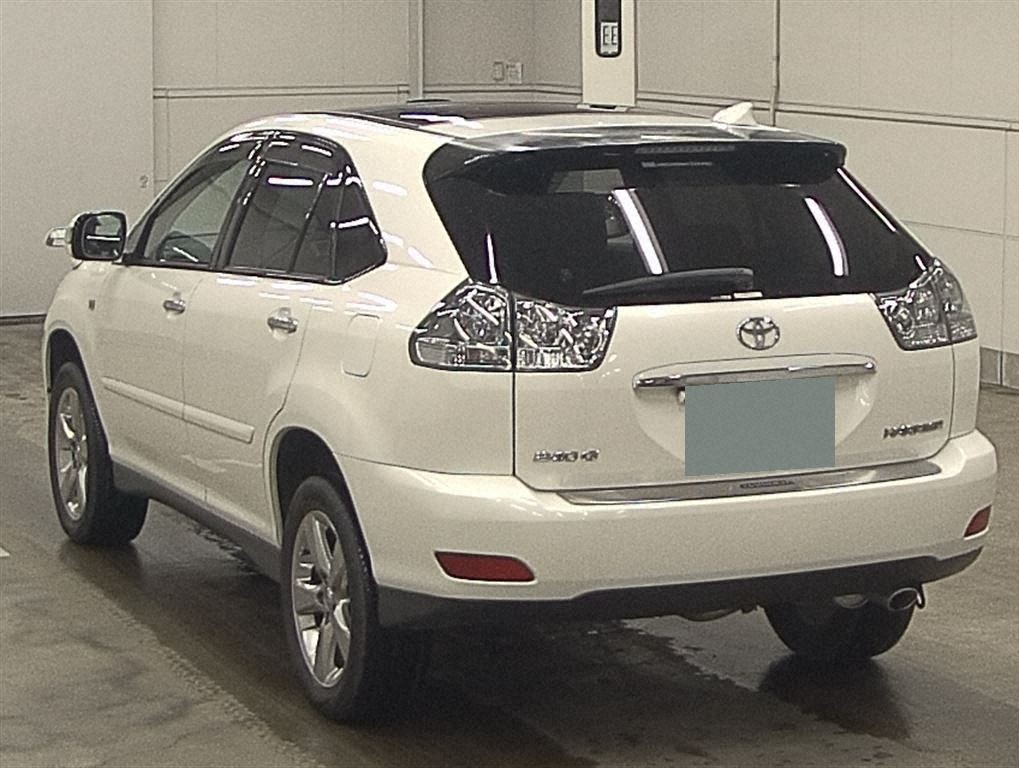TOYOTA HARRIER 2007 ref: CCC7342011 (003)