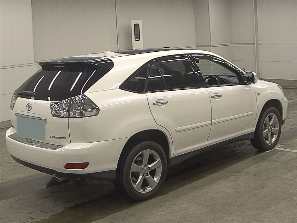 TOYOTA HARRIER 2007 ref: CCC7342011 (005)