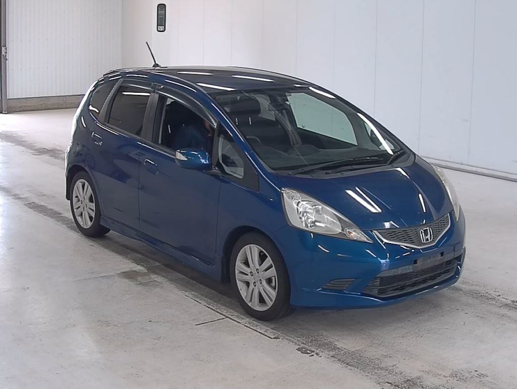 HONDA FIT 2008 ref: CCN7382011 (001)