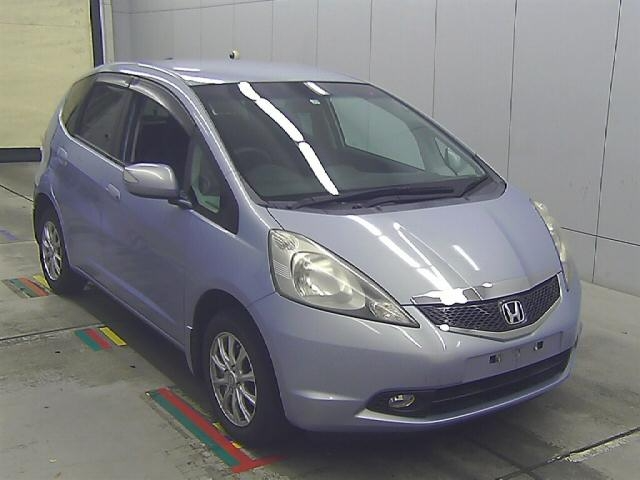 HONDA FIT 2009 ref: CCN9082011 (001)