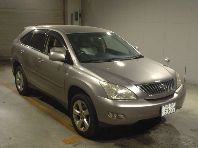 TOYOTA HARRIER 2007 ref: CCN9432011 (001)
