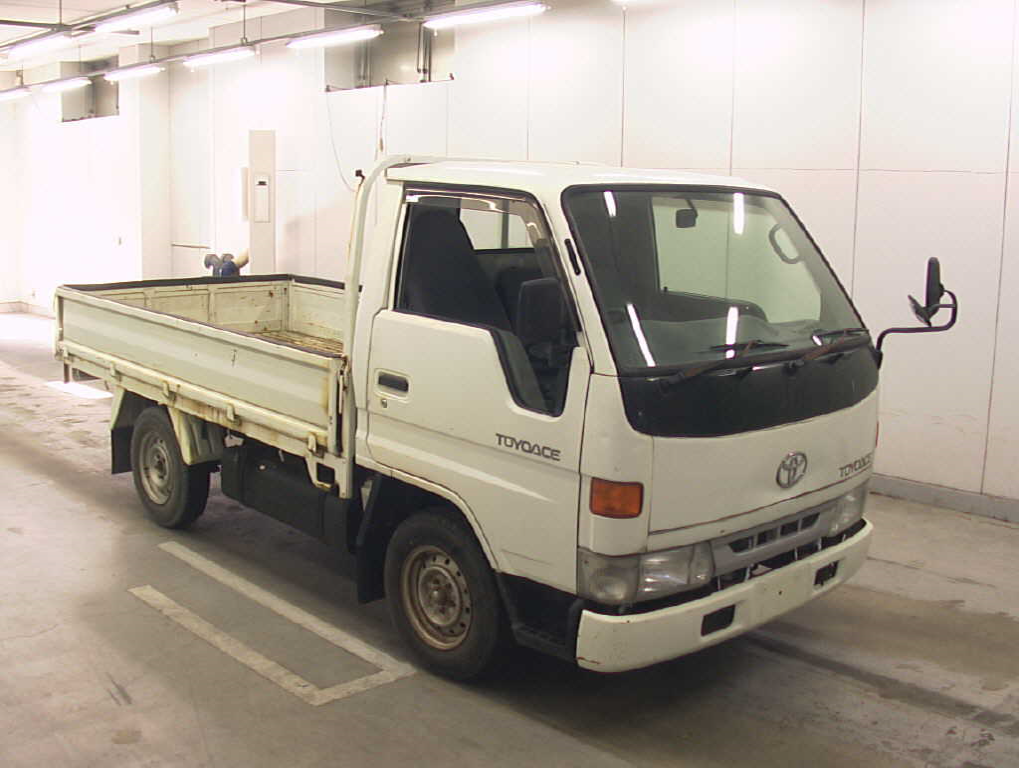 TOYOTA TOYOACE 1997 ref: CCG1222101 (001)