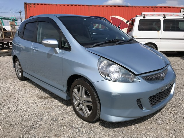 HONDA FIT 2006 ref: CCN10322008 (001)