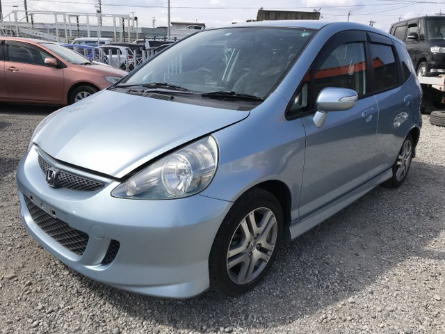 HONDA FIT 2006 ref: CCN10322008 (002)