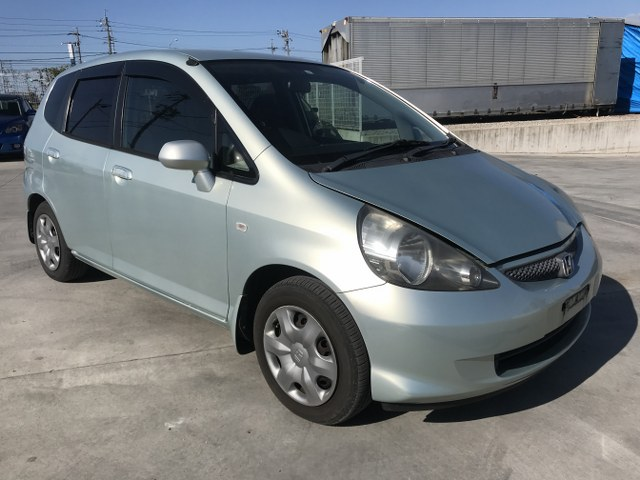 HONDA FIT 2007 ref: CCN6562008 (001)