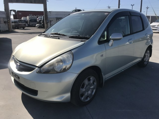 HONDA FIT 2007 ref: CCN6562008 (002)
