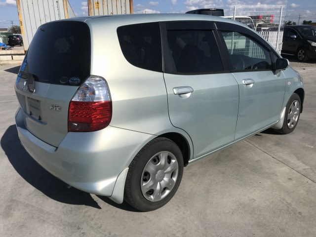 HONDA FIT 2007 ref: CCN6562008 (004)
