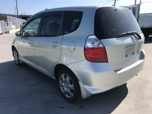 HONDA FIT 2007 ref: CCN6562008 (005)