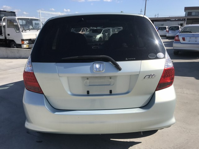 HONDA FIT 2007 ref: CCN6562008 (006)
