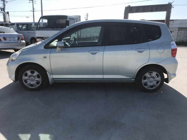 HONDA FIT 2007 ref: CCN6562008 (007)