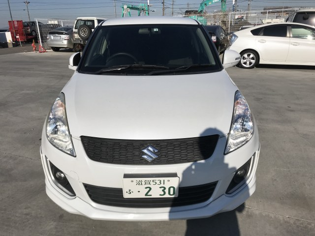 SUZUKI SWIFT 2014 ref: CCK4392012 (003)