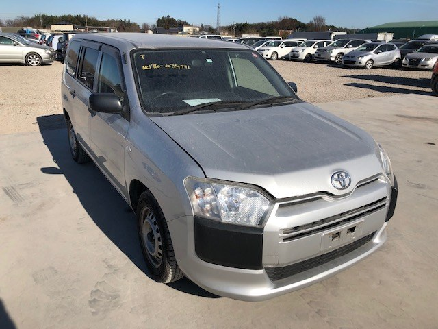 TOYOTA SUCCEED VAN 2015 ref: CCK5652012 (001)