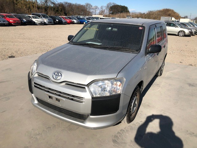 TOYOTA SUCCEED VAN 2015 ref: CCK5652012 (002)