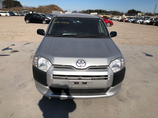 TOYOTA SUCCEED VAN 2015 ref: CCK5652012 (003)