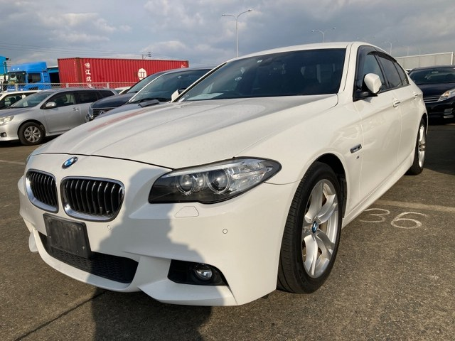 BMW 5 SERIES 2014 ref: CCK6612012 (002)