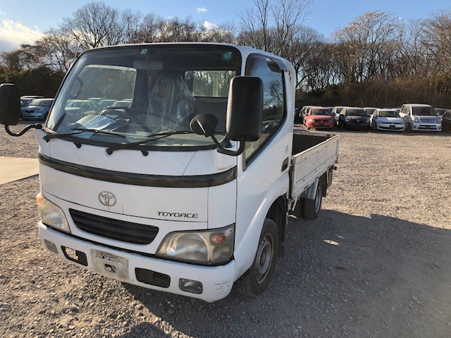 TOYOTA TOYOACE 2005 ref: CCM5382012 (002)