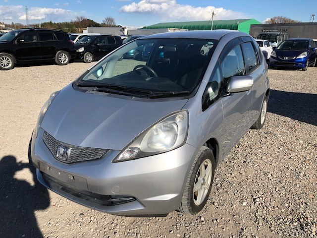 HONDA FIT 2009 ref: CCN1542012 (002)