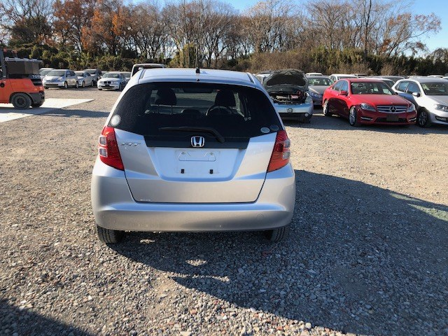 HONDA FIT 2009 ref: CCN1542012 (006)