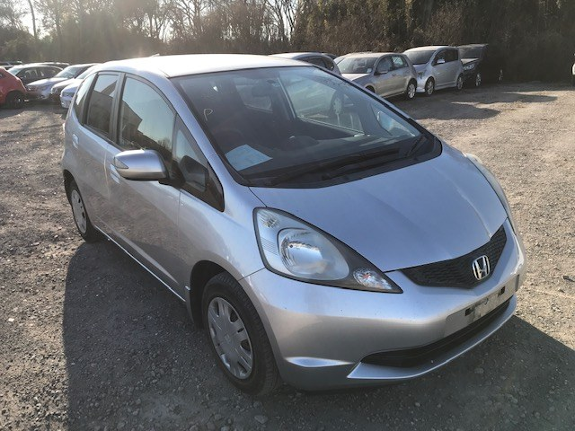 HONDA FIT 2009 ref: CCN3212012 (001)