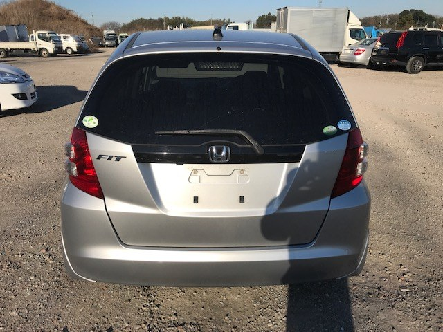 HONDA FIT 2009 ref: CCN3212012 (006)