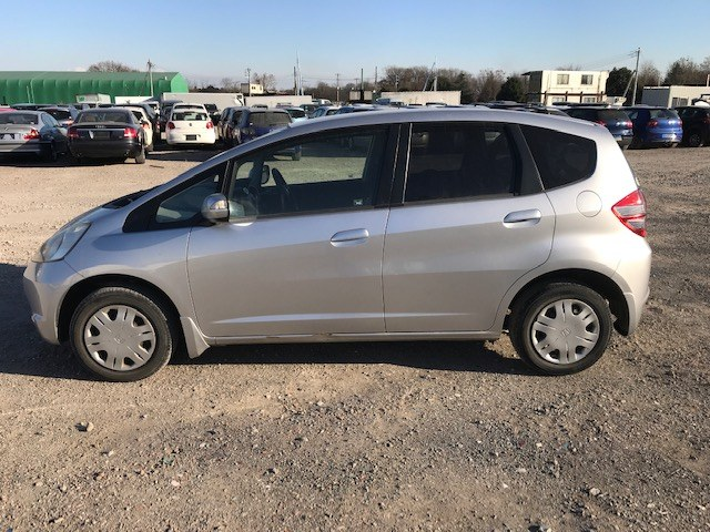 HONDA FIT 2009 ref: CCN3212012 (008)