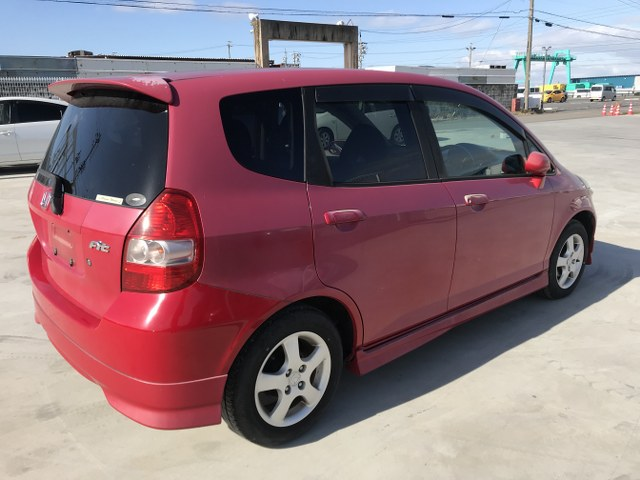 HONDA FIT 2002 ref: CCX5462012 (004)