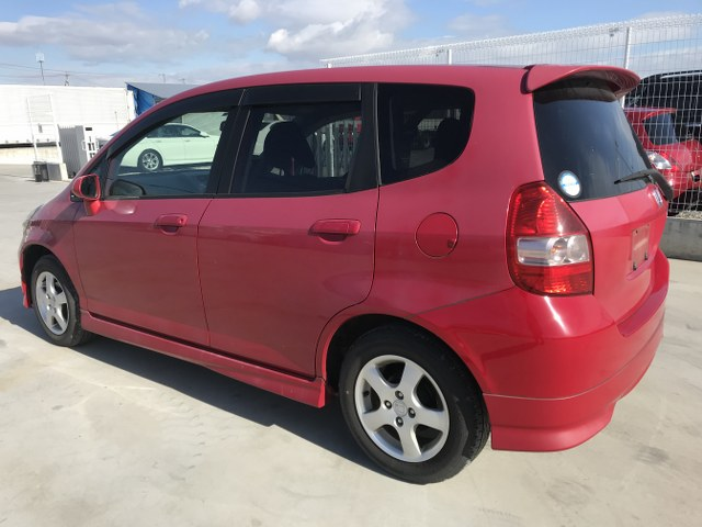 HONDA FIT 2002 ref: CCX5462012 (005)