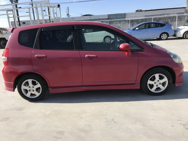 HONDA FIT 2002 ref: CCX5462012 (007)