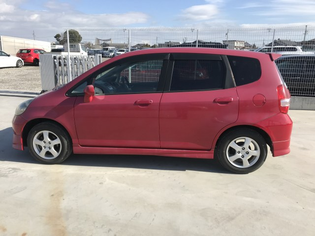 HONDA FIT 2002 ref: CCX5462012 (008)