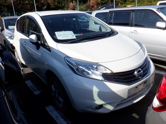 NISSAN NOTE 2014 ref: CCC1102011 (001)