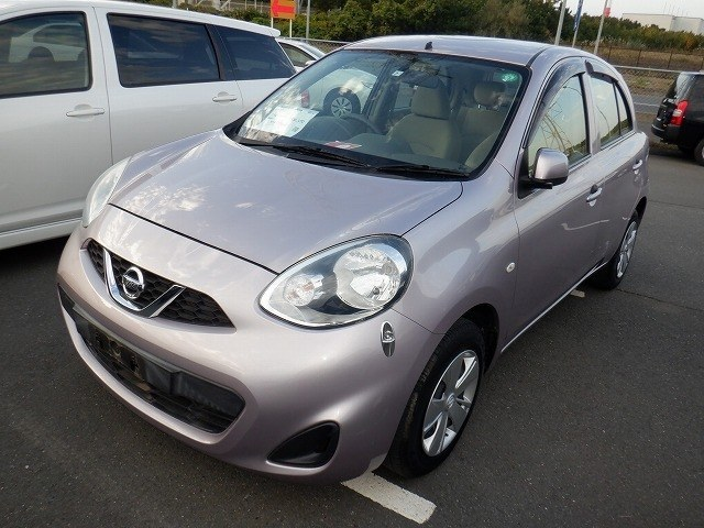 NISSAN MARCH 2013 ref: CCC1112011 (002)