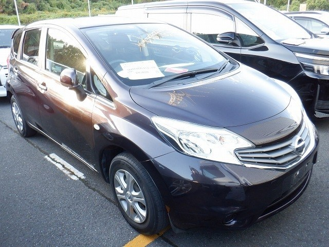 NISSAN NOTE 2013 ref: CCC1202011 (001)