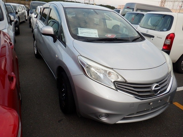 NISSAN NOTE 2013 ref: CCC1242011 (001)