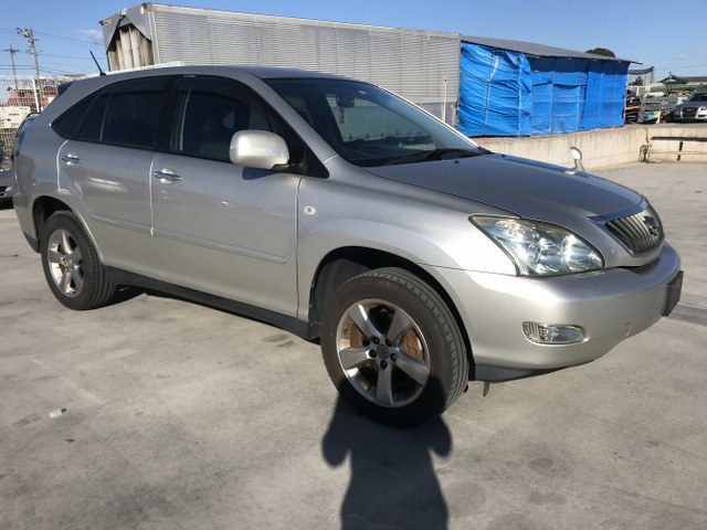 TOYOTA HARRIER 2007 ref: CCC8192011 (001)