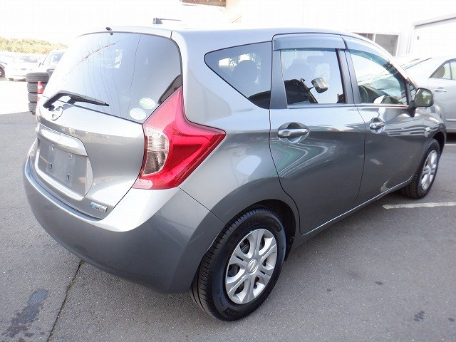 NISSAN NOTE 2013 ref: CCK0992011 (003)
