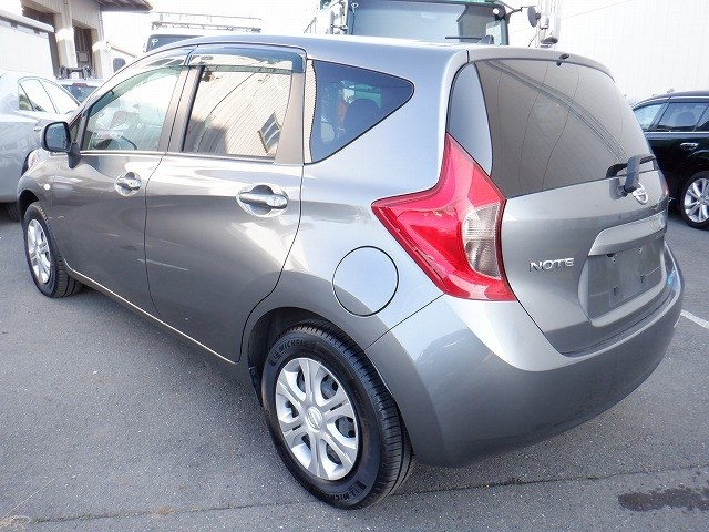 NISSAN NOTE 2013 ref: CCK0992011 (004)