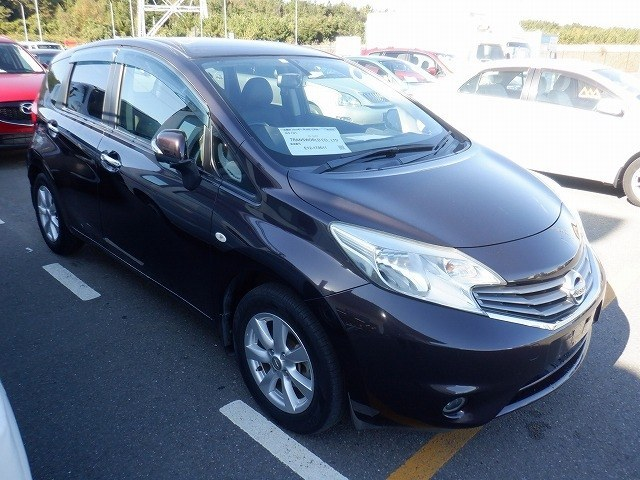 NISSAN NOTE 2013 ref: CCK1462011 (001)