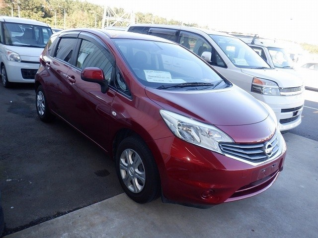 NISSAN NOTE 2013 ref: CCK1672011 (001)