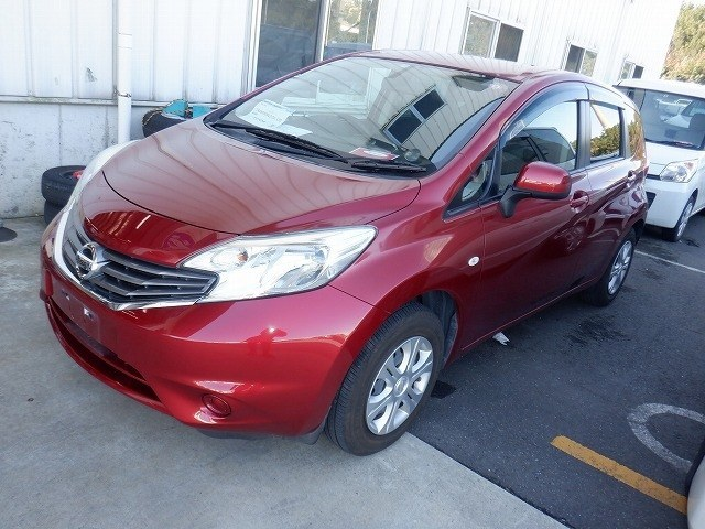 NISSAN NOTE 2013 ref: CCK1672011 (002)