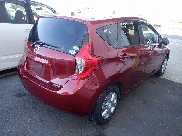 NISSAN NOTE 2013 ref: CCK1672011 (003)