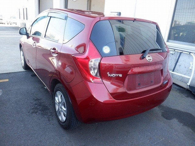 NISSAN NOTE 2013 ref: CCK1672011 (004)