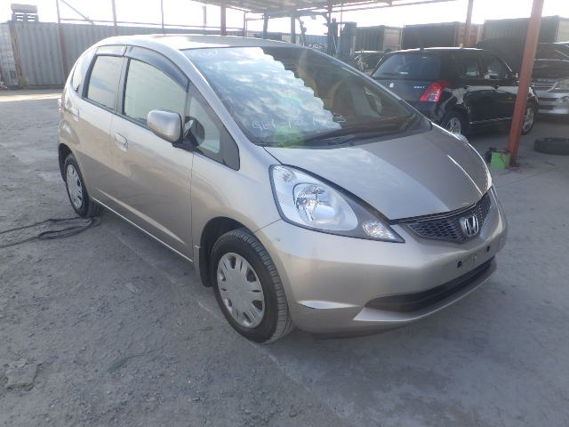 HONDA FIT 2009 ref: CCM0292011 (001)