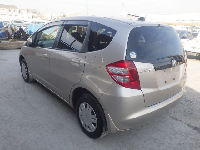 HONDA FIT 2009 ref: CCM0292011 (005)