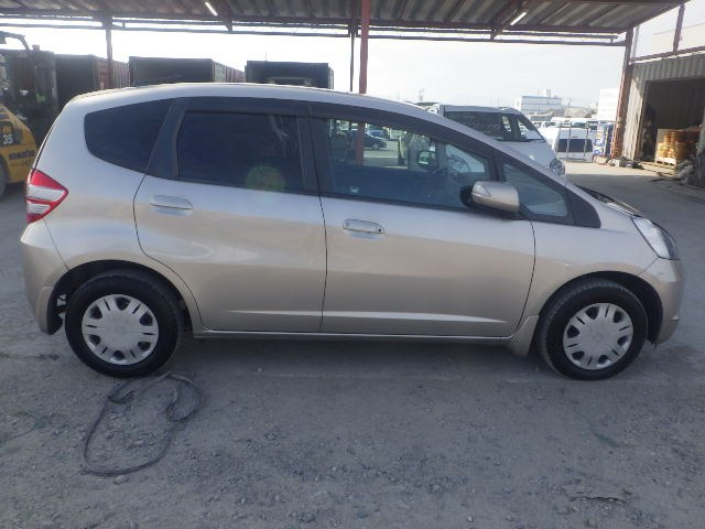 HONDA FIT 2009 ref: CCM0292011 (007)