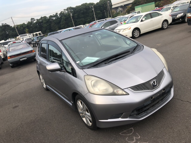 HONDA FIT 2008 ref: CCM2932011 (001)