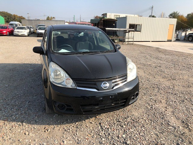 NISSAN NOTE 2012 ref: CCN0202011 (001)