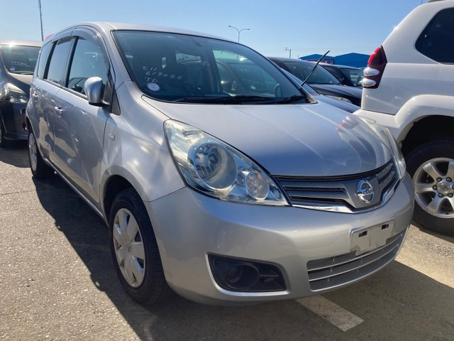NISSAN NOTE 2012 ref: CCN0592011 (001)
