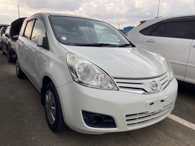 NISSAN NOTE 2012 ref: CCN0682011 (001)